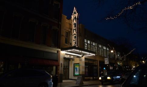 Cmk Architects Palace Theatre